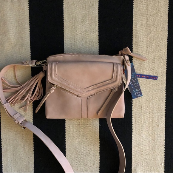 87463478ad62 Violet Ray Leanna Crossbody Bag